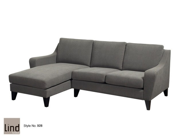 Modern Furniture Toronto - BLVD Interiors - living - sofas - Condo Sectional - 08SO015  sc 1 st  Pinterest : condo sectional sofa toronto - Sectionals, Sofas & Couches