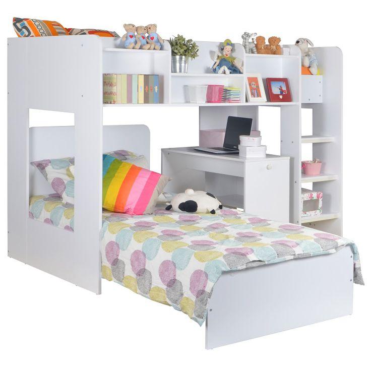 best 10 l shaped bunk beds ideas on pinterest l shaped beds girls bedroom with loft bed and. Black Bedroom Furniture Sets. Home Design Ideas