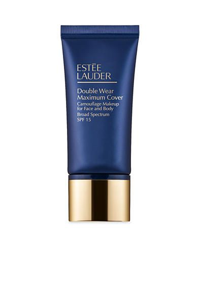 Estée Lauder Double Wear Maximum Cover Camouflage Makeup for Face and Body SPF 15 (Helps cover redness like psoriasis)