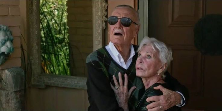 Marvel Shares Joan Lee Tribute Video Remembering Stan Lee's Wife