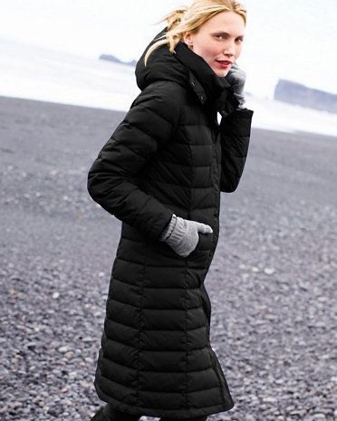 111 Best Images About My Favourite Long Down Coats On