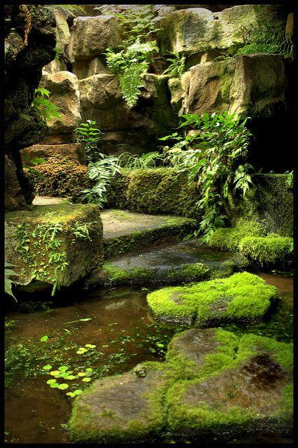 Hidden Gardens and Grottoes of Dewstow (5)
