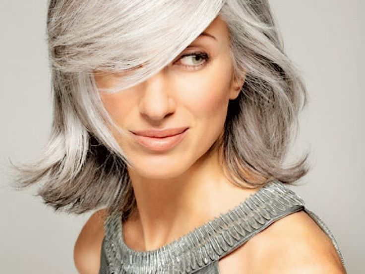 30 Best Highlights I Love Images On Pinterest Grey Hair Silver