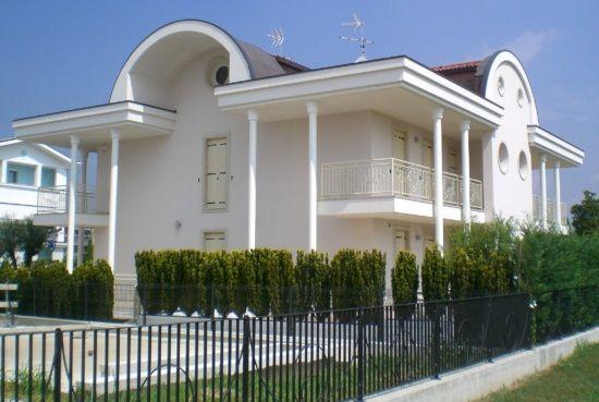 Progettazione villa bifamiliare Padova