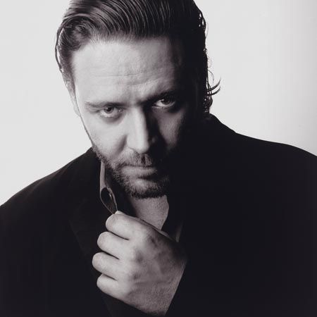 Russell Crowe - there's just something about a BAD BOY!