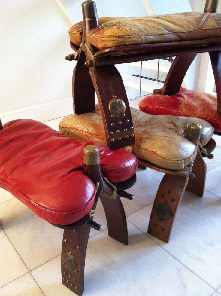 vintage camels saddles