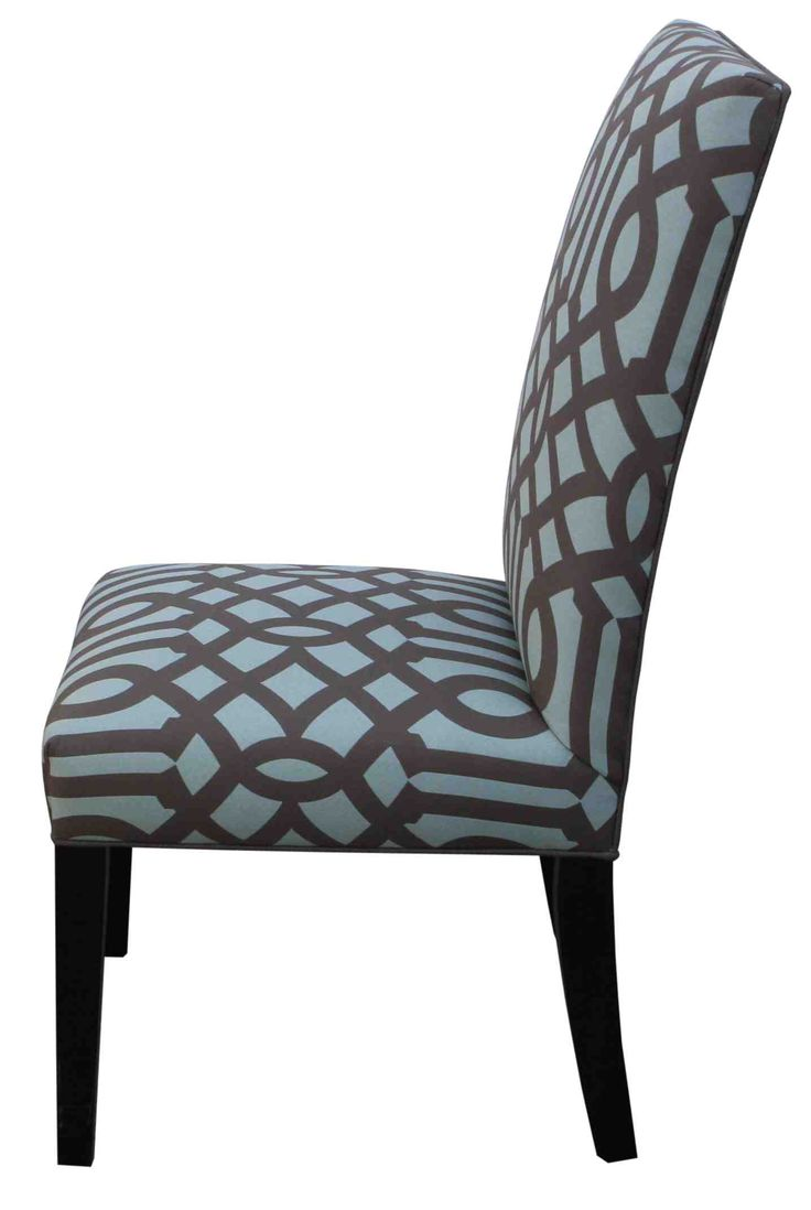8 best dining chair material images on pinterest dining for Contemporary dining room chairs