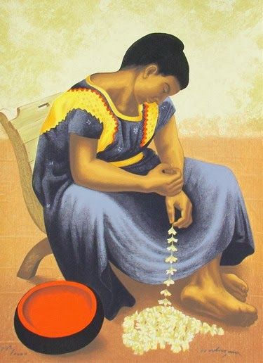 """Indígena"" por Luis NishizawaLuisnishizawa, Latinoamerican Art, Por Luis, Mexican Art, Nishizawa Luis, Luise Nishizawa, Luis Nishizawa, Art Mexicans, Mexicans Art"
