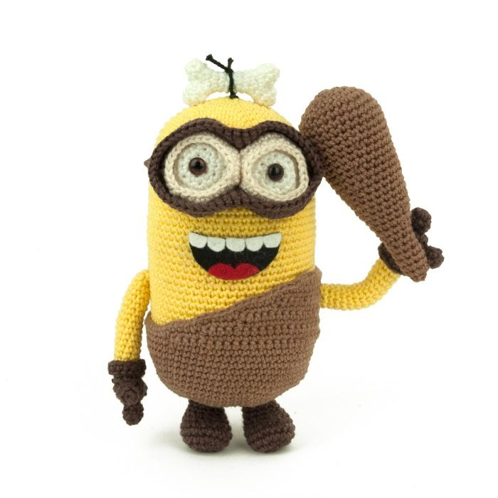Amigurumi Fan Club Minion : 25+ best ideas about Minion pattern on Pinterest Crochet ...