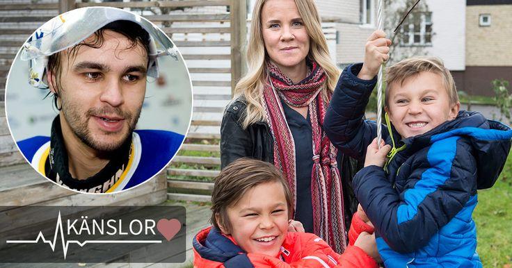 För första gången berättar Anna Liv om minnet efter sin make Stefan Liv som för fem år sedan omkom i flygkraschen som utplånade ett helt hockeylag.