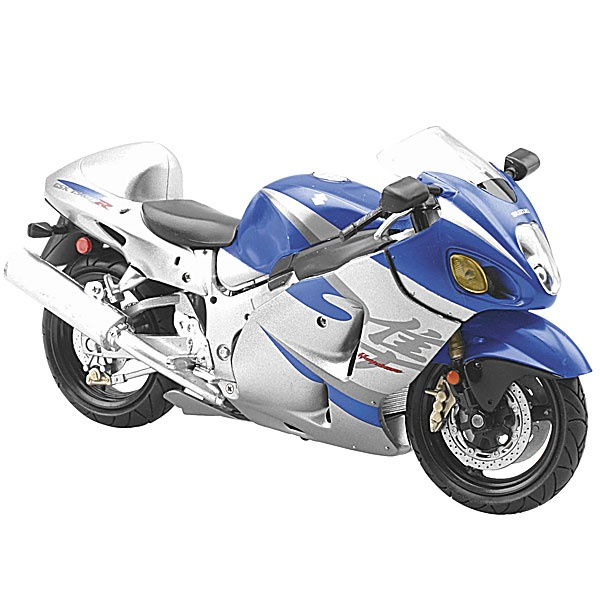 New Ray 2005 Suzuki Hayabusa 1300 Replica Model - Street Bike ...