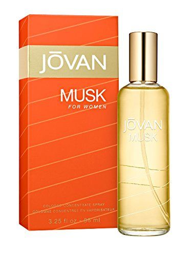 From 8.11 Jovan Musk Women 96ml Vaporisateur Concentree 96ml Pack Of 1