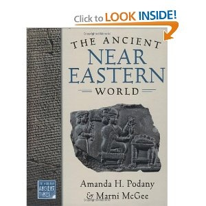 The Ancient Near Eastern World (World in Ancient Times published by Oxford Press).  Wholes series for grades 8 and up (though I think grades 5 and up): student text, student guide/workbook, teacher book. homeschool history curriculum
