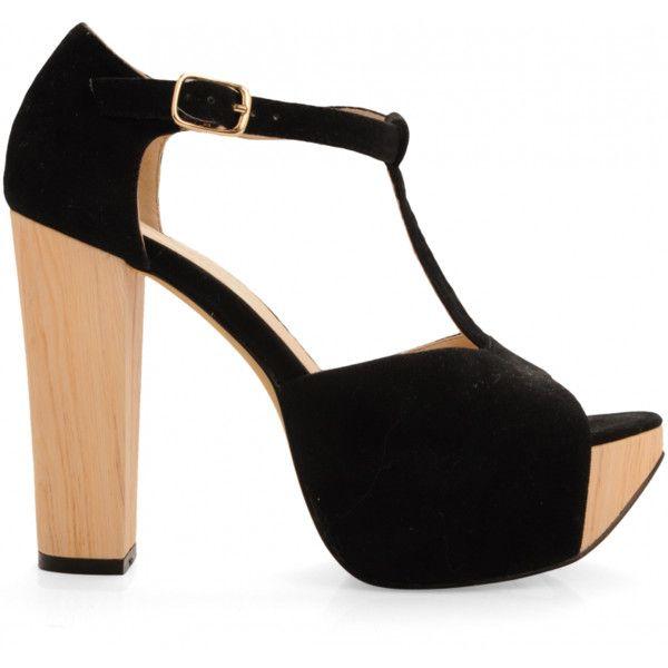 Bianco Footwear Webshop - Køb sko, støvler, sandaler, wedges og accessories online (449 DKK) found on Polyvore
