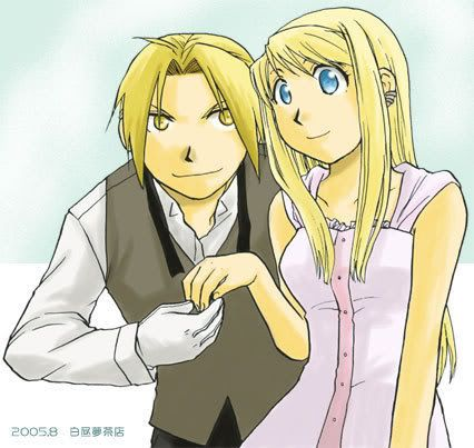 1000+ images about Full Metal Alchemist on Pinterest ...