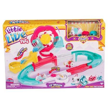 Little Live Pets Lil' Mouse Fun Park Trail : Target