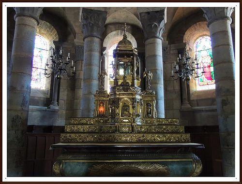 L'Autel de Notre Dame de Saint Saturnin