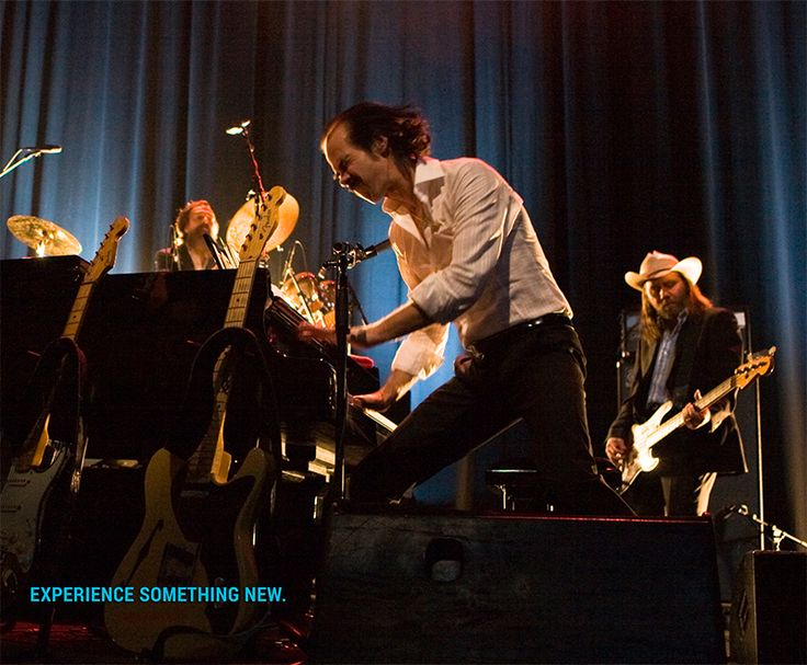 Experience #music #nickcave #concerts!