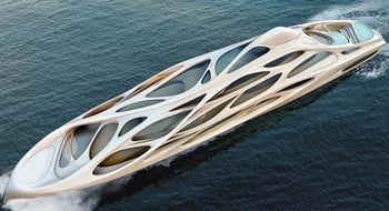 Unique Circle Yachts Concept