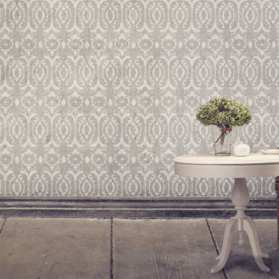 58 Best Wall Stencil Cheaper Than Wallpaper Images On