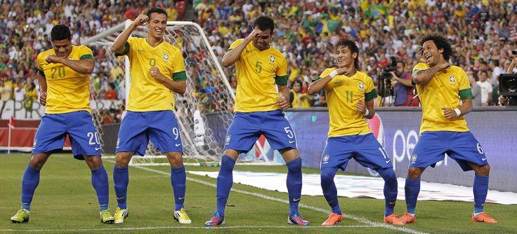 Brazil NT #Neymar #Brazil #Marcelo #Hulk #Football #Soccer #Sports #ArsenalFC #FCBarcelona #RealMadrid #Olympics2012 #LondonOlympics2012