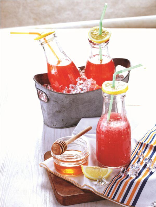 Jus Semangka Jeruk :: Watermelon and Orange Juice
