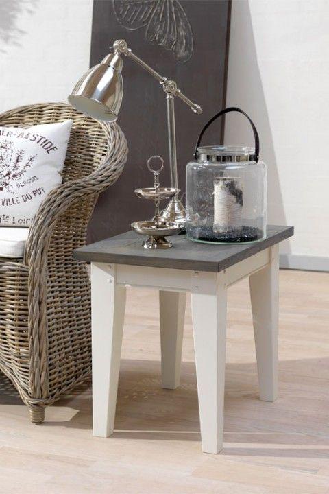 Dębowy stolik kawowy Olsen