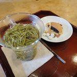 岩茶房 京都店 (がんちゃぼう) - 銀針白老