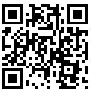Create a QR Code with this list of free QR Code Generators.  All you need is your library's URL!