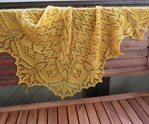 Golden Orchids - Free Pattern