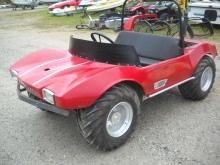 Terrajet ATV 340cc , Artic Cat Motor, 4 x 4