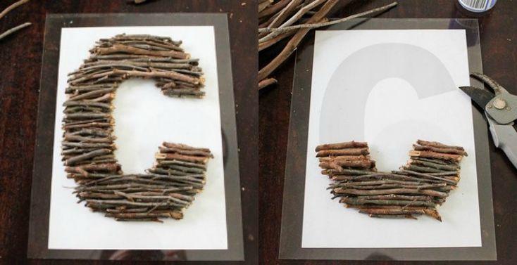 kinderzimmer-wald-dekoration-monogramm-selber-machen