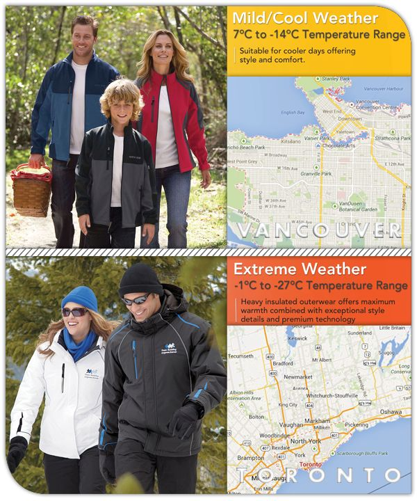 Whatever The Weather, We Have You Covered!