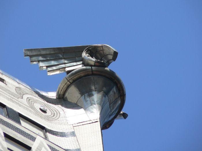 Крайслер-билдинг (Chrysler Building), фотографии Нью-Йорк