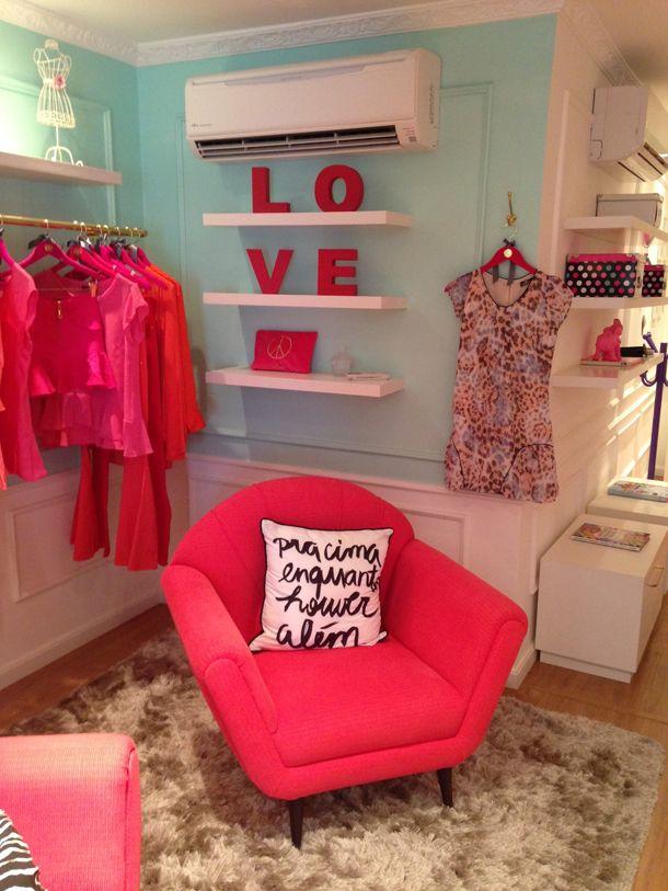 Ideia mini-closet