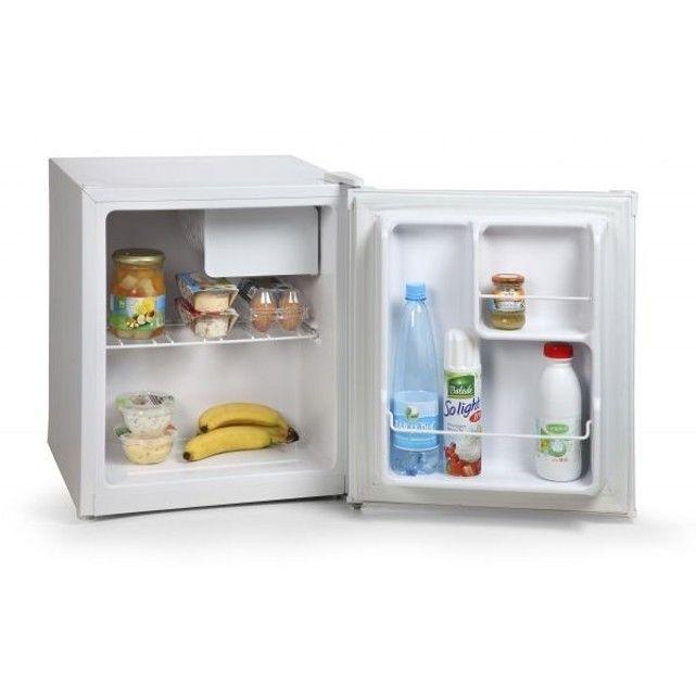 Réfrigérateur Compact 50 litres - Compartiment Congélation - Classe A - Thermostat DOMO