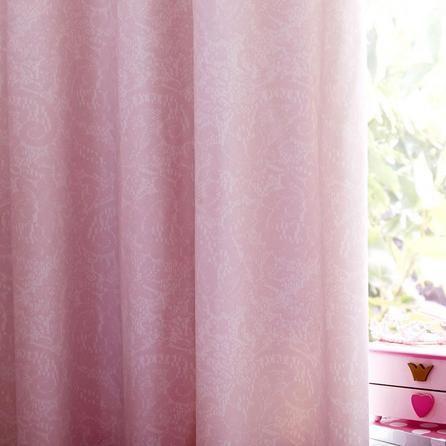 Kids Pretty Princess Collection Blackout Pencil Pleat Curtains | Dunelm