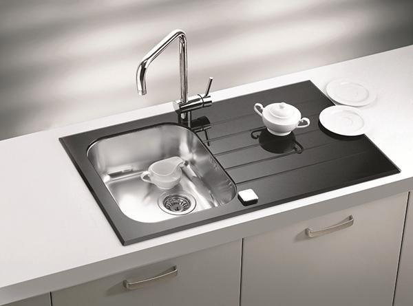 17 Best ideas about Black Kitchen Sinks on Pinterest