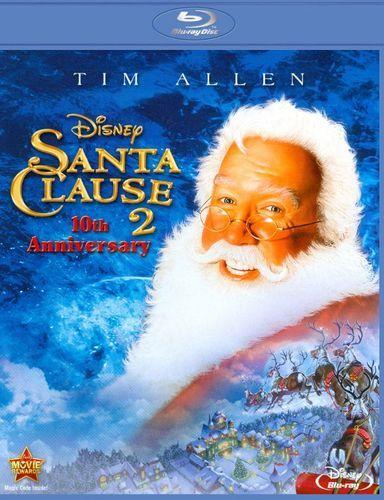 The Santa Clause 2 [10th Anniversary Edition] [Blu-ray] [2002]