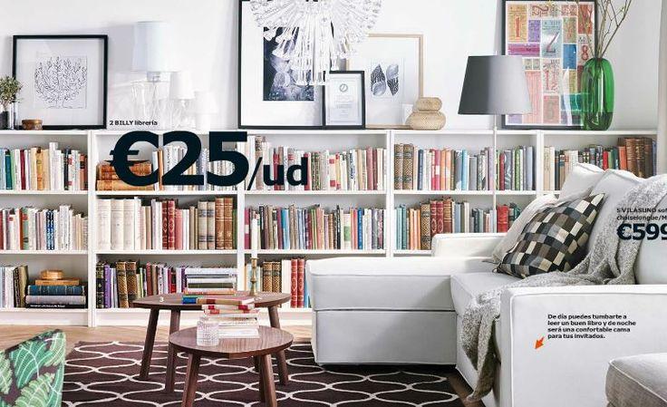 Catálogo Ikea 2015 estanterías