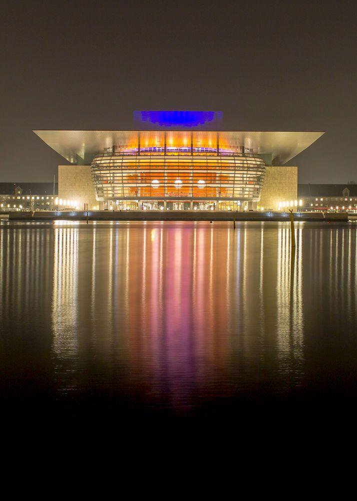 Copenhagen Operahouse by Ohlee