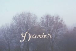Hello December - new blog post