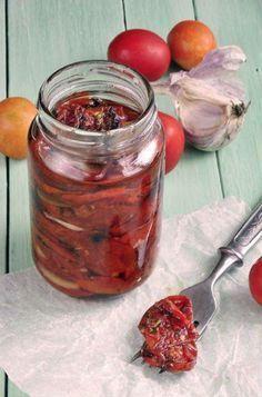 Вяленые помидоры в микроволновке на зиму