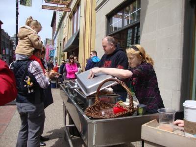 #Halifax's Open City took place May 11, 2013. Check our guest blogger @KD Eustaquio Humes adventures during the event and get inspired to plan your own exploration of Halifax. #travel #food