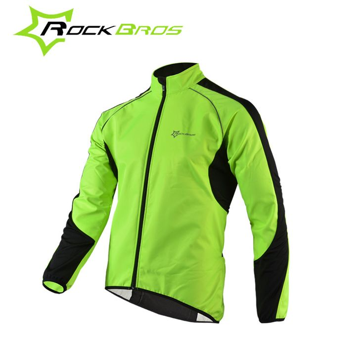 Check out this product on Alibaba.com APP Hot! ROCKBROS Cycling Sports Men's Riding Breathable Reflective Jersey Cycle Clothing Long Sleeve Wind Coat Jacket, 6Color