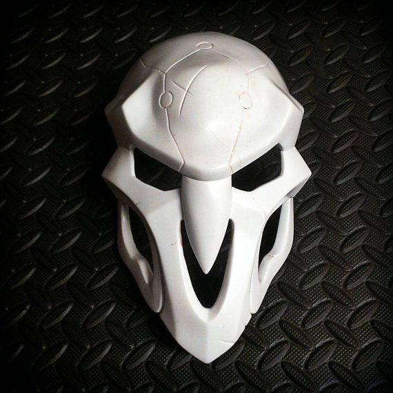 Reaper mask Overwatch by HenchmenProps on Etsy
