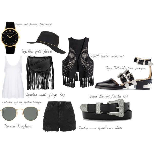 suburban cowgirl - Summer styling