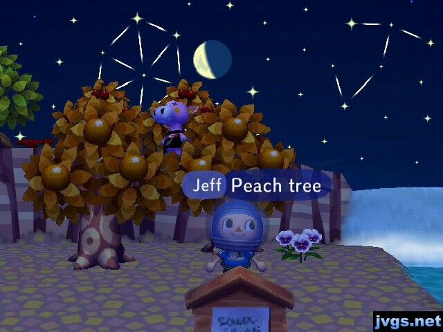 Peach tree animal crossing pinterest peaches and trees