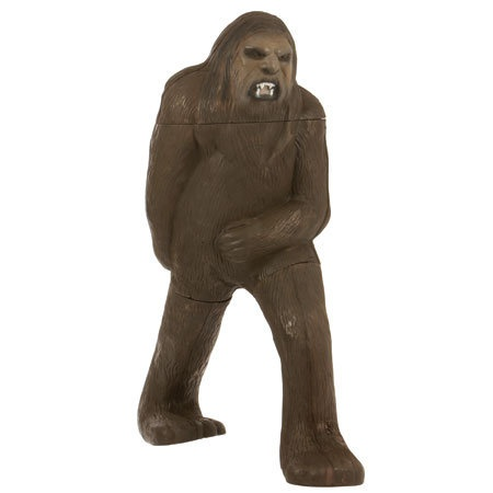 Bigfoot has been sighted at the Resort at Glade Springs!!!  Well, just his heavy duty 3D archery target equivalent, one of many 3D targets we've hidden around the resort for our archery enthusiasts. (image via Bing Images / gandermountain.com)