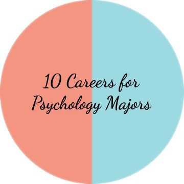10 Careers for Psychology Majors